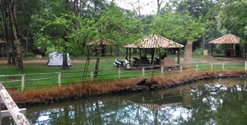 Camping Prainha De Valentim Gentil