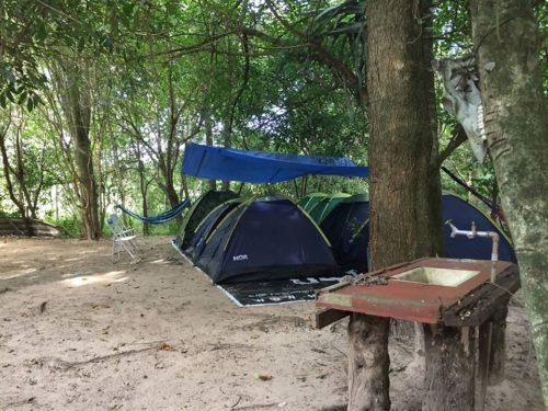 Camping Rancho Cantinho do Céu