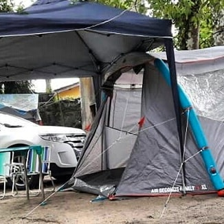 Camping da Ditinha