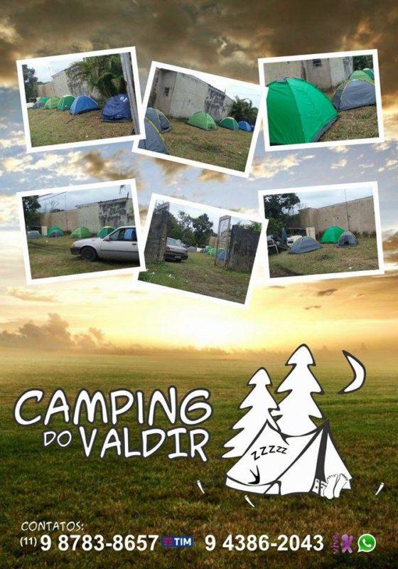 Camping do Valdir – Casa de camping Mongaguá (Situação Incerta)