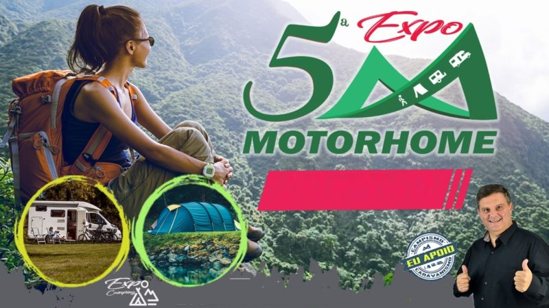 EXPO CAMPING – PINHAIS 2021 – EXPO MOTORHOME