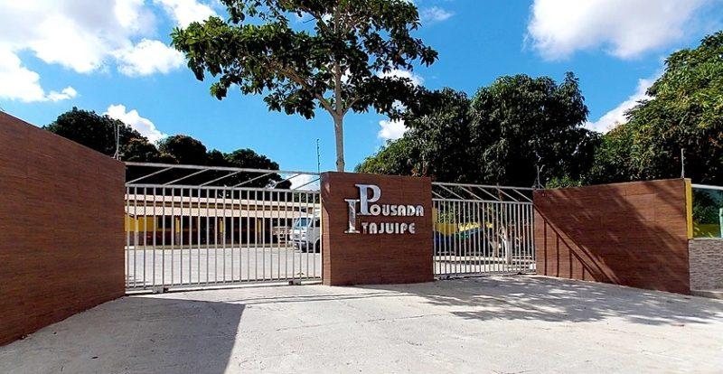 Apoio RV - Pousada Itajuipe - Feira de Santana 2