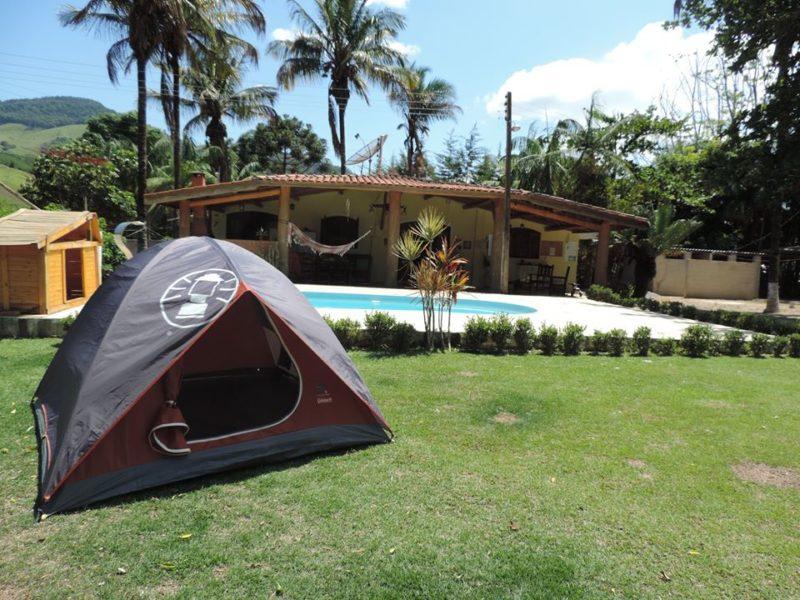 Camping Hostel Cantinho Família Aventura