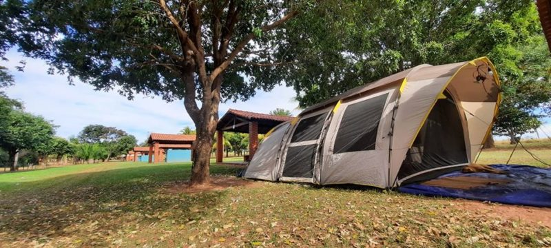 Camping Parque Ecoturístico da Areia Branca