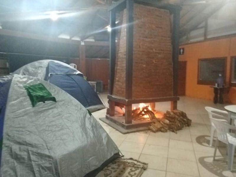 Camping Vale da Geada