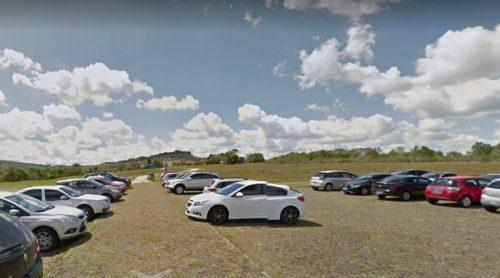 Apoio - Estacionamento Parque Estadual Vila Velha - Ponta Grossa