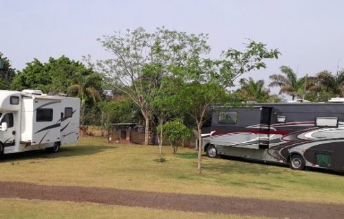 Apoio RV – Camping Para Motorhomes – Santa Terezinha de Itaipú