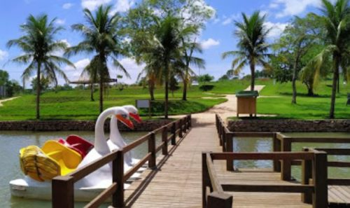 Apoio - Parque das Águas - Paraíso do Tocantins 3