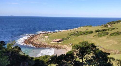 Camping Selvagem - Praia do Maço - Palhoça-sc 3