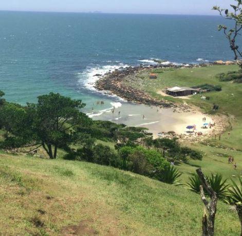 Camping Selvagem - Praia do Maço - Palhoça-sc