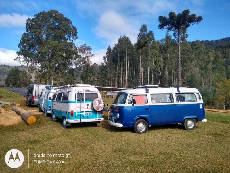 Camping e Pousada Final da Trilha