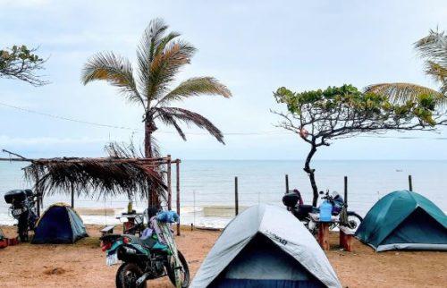 Camping Vista Pro Mar