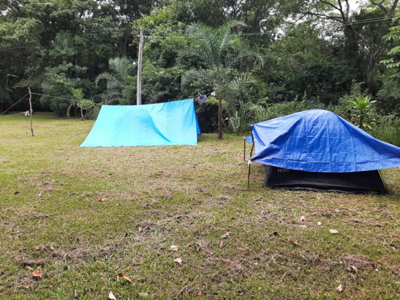 Camping das Águas
