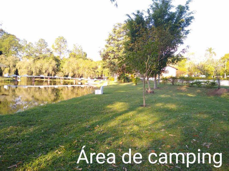 Camping sitio Vale do Aleluia