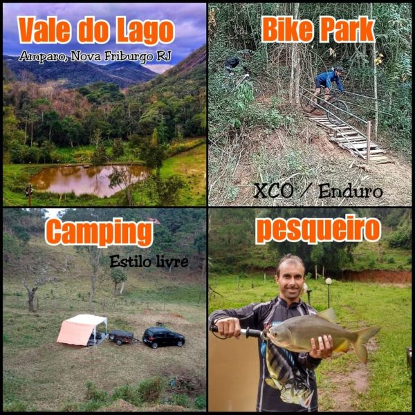 Camping Vale do Lago