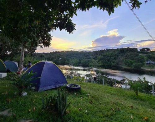 Camping  Pousada Amazônia Encantada