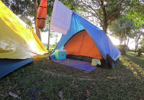 Camping Sitio do Corredor