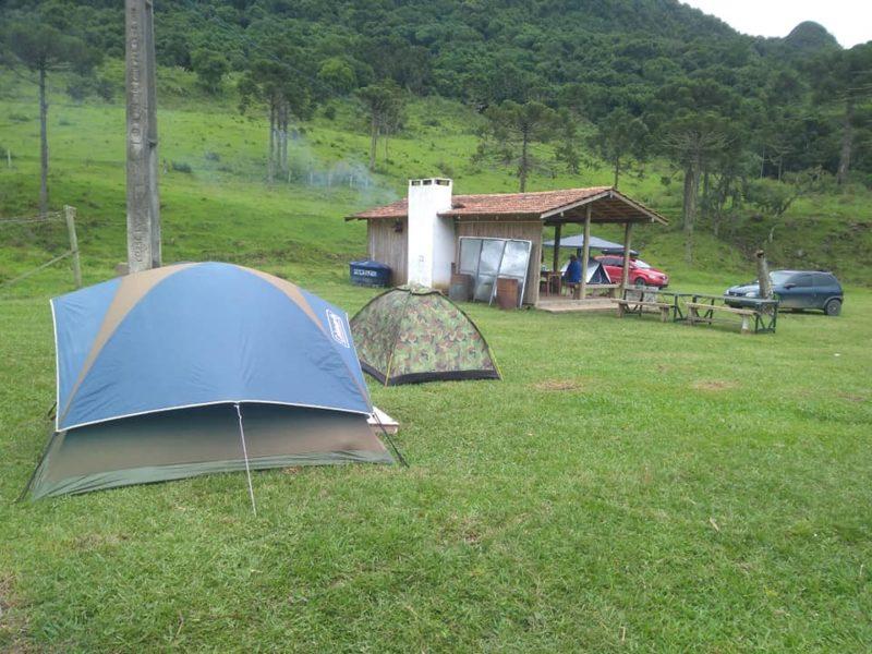 Camping Fazenda Rio do Tigre