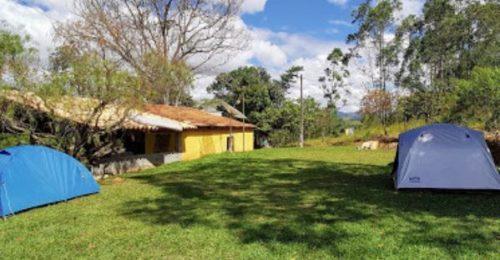 Camping Jatobá da Canastra