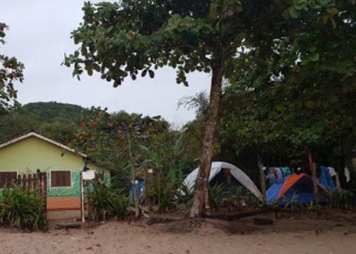 Camping Pé na Areia – Prainha Branca