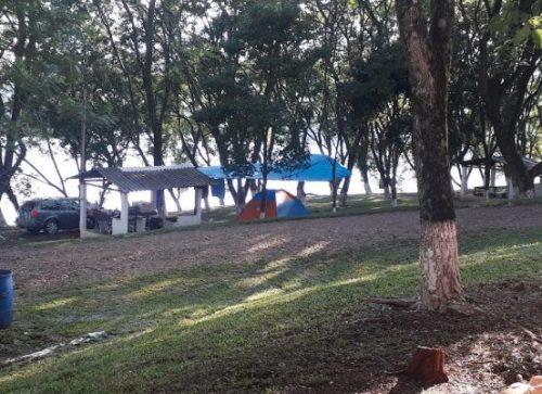 Camping Praia Municipal Ouro Verde