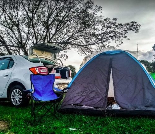 Camping Rio Claro