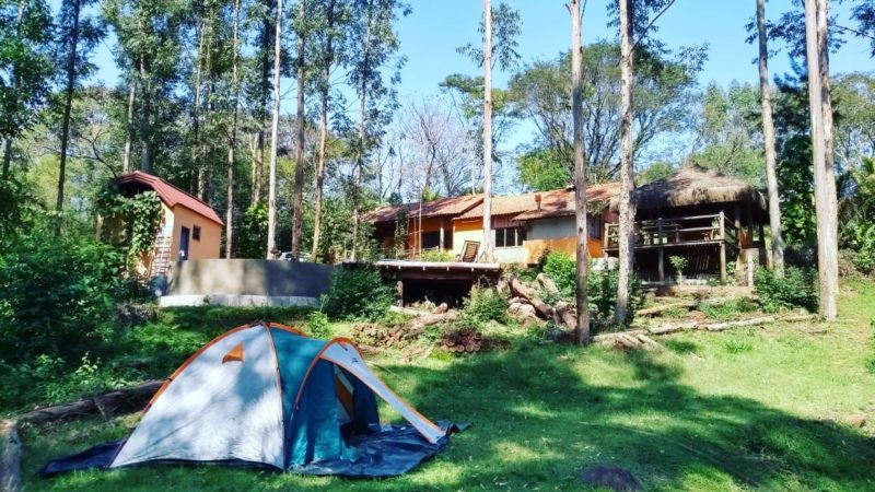 Camping Serra do Cristal