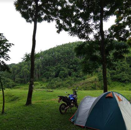Camping Sítio Santo Antonio – Cachoeira da Fonte