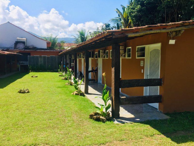 Camping Guapuruvu