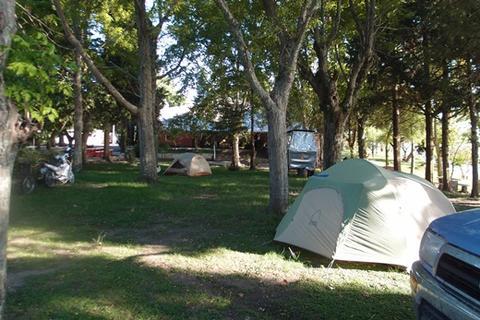 Camping Playa Ubici – Uruguay