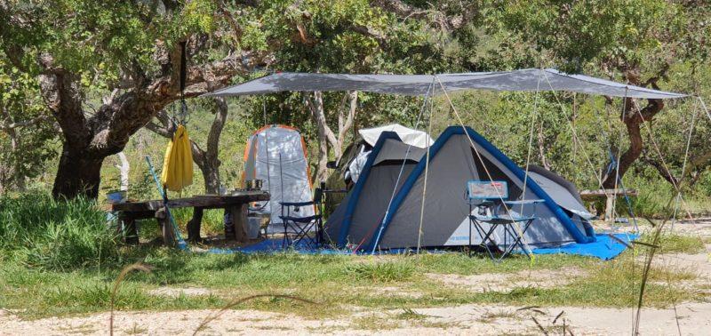 Camping Cachoeira do Telésforo