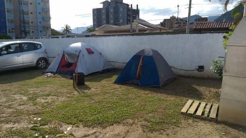 Camping Quintal Flamboyant