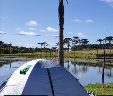 Camping Sede dos Cavaleiros sem Destino