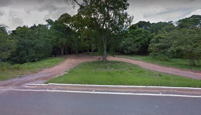 Camping Selvagem / Apoio – Rio Caracol