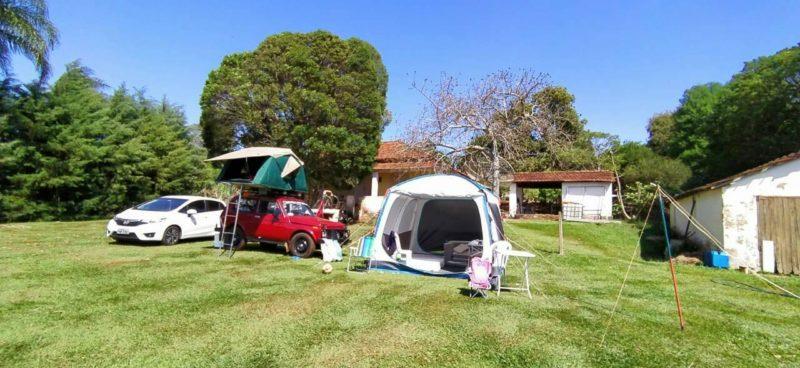 Camping Toca da Tilápia