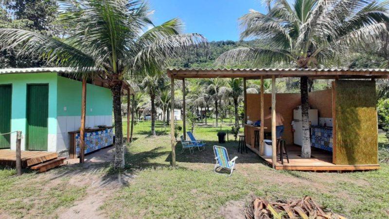 Camping Piratas Cabanas