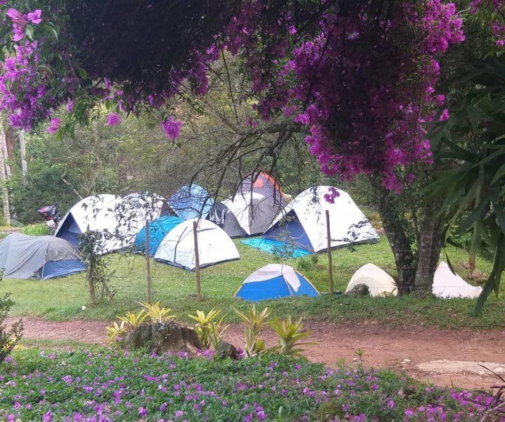Camping Refúgio Três Picos