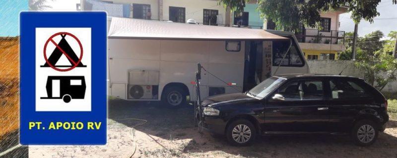 Apoio RV – Pousada Chalé das Estrelas – Praia da Pipa