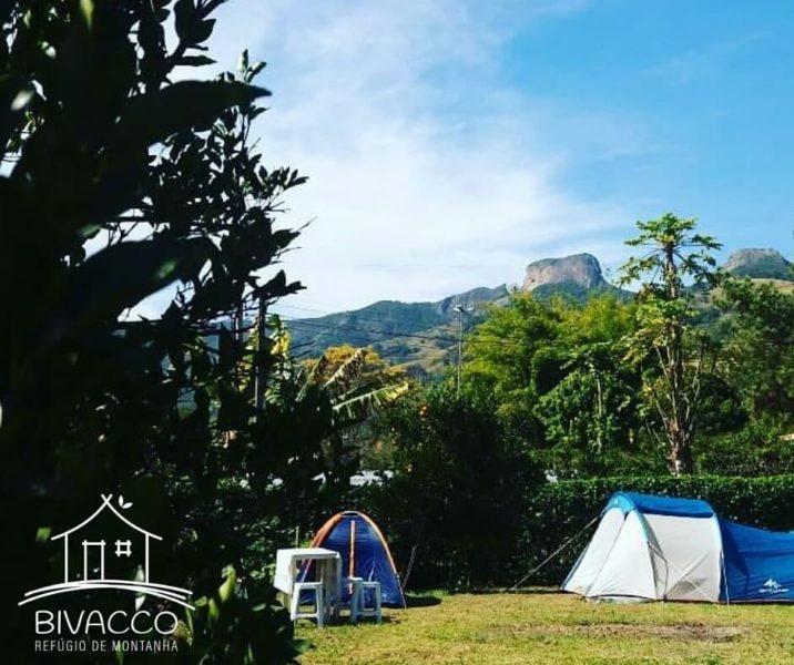Camping Bivacco Refúgio de Montanha