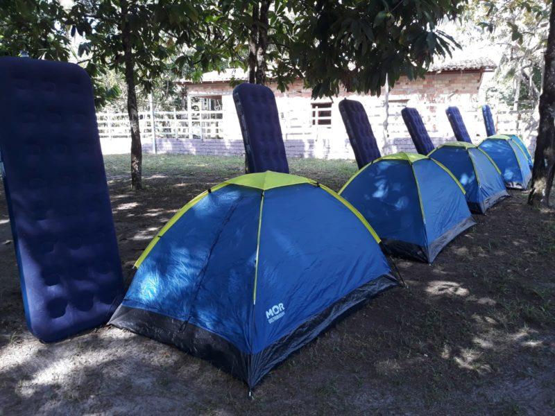 Camping Eco Rancho Bom Lugar