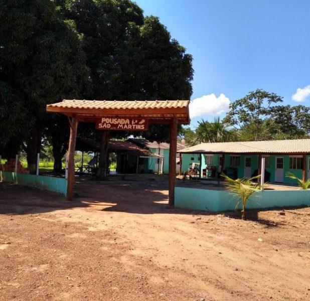 Camping Pousada Martins