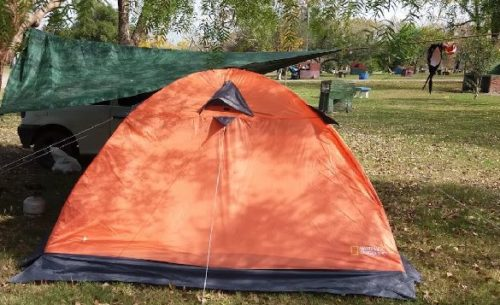 Camping Termas Guaviyu