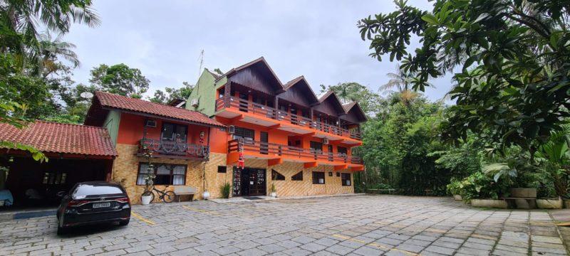 Apoio RV – Hotel Recanto Eliza – Garuva