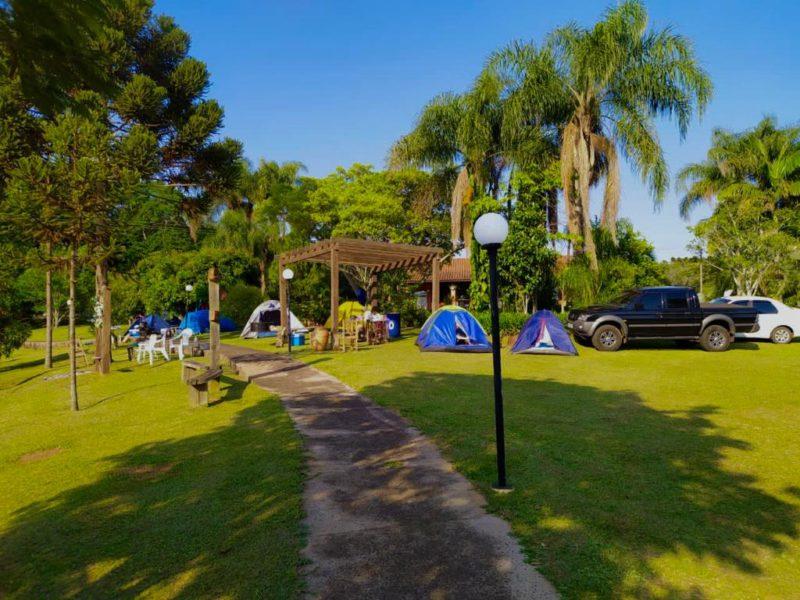 Camping Pinheirinho