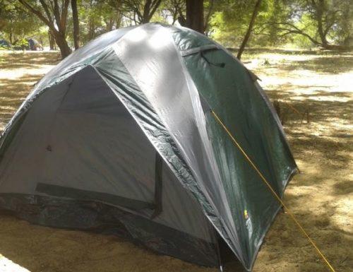 Camping Selvagem – Ilha do Massangano