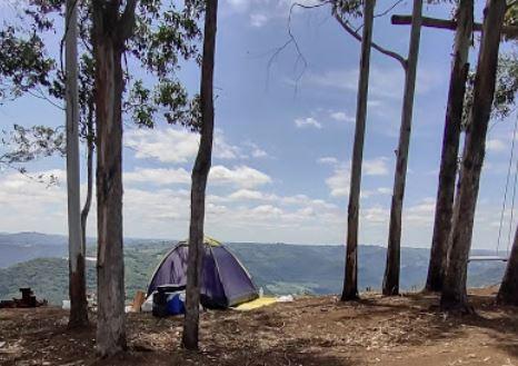Camping Selvagem – Pico Monte Claro – Veranópolis