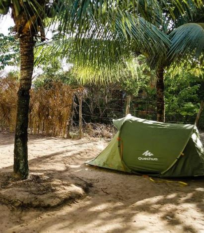 Camping Sítio Ubuntu