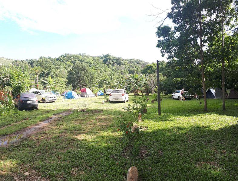 Camping Valle das Pedras