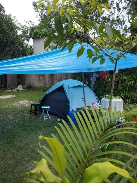 Camping Guaratuba Beach