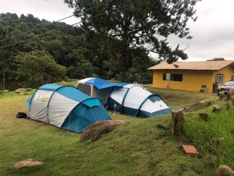 Camping Refúgio das Águas